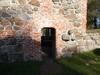 korsholma rauniokirkko sakariston ovi