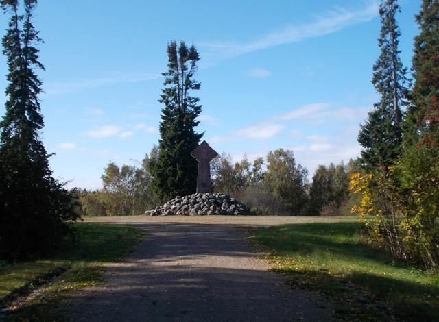 korsholma muistomerkki