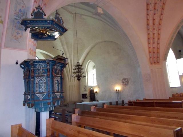 huittinen saarnatuoli