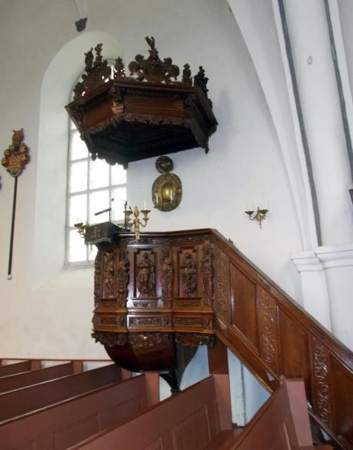 askainen saarnatuoli
