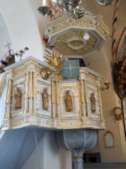 vehmaa saarnatuoli