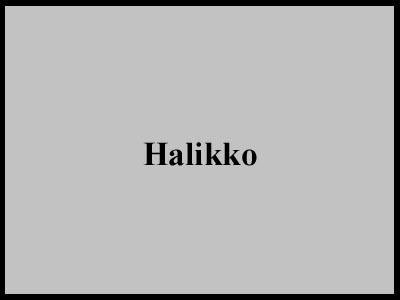 halikko