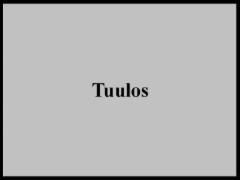 tuulos