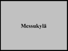 messukylä