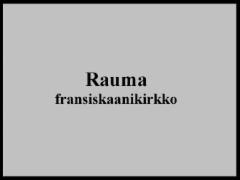 rauma fransiskaani