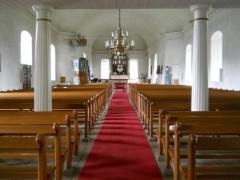 tammela kirkkosali
