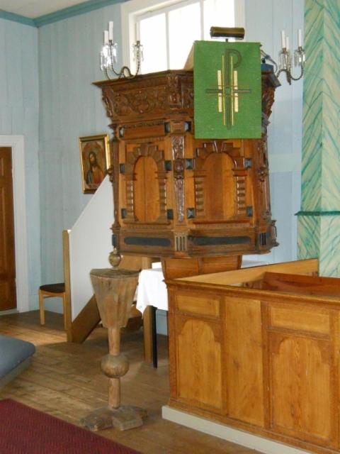 houtskari saarnatuoli