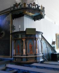 dragsfjard saarnatuoli