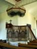 hiittinen saarnatuoli