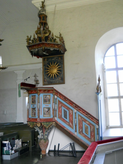 kaarlela saarnatuoli