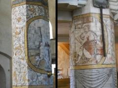 tenhola pilarimaalauksia