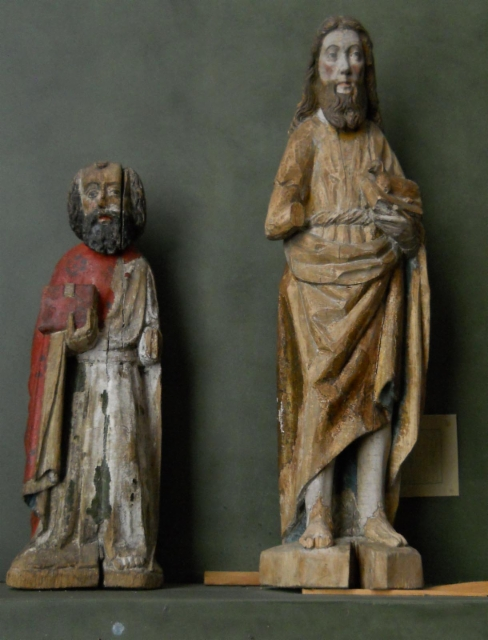 laihia apostoli ja johannes kastaja
