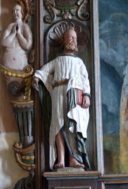 sauvo alttari apostoli