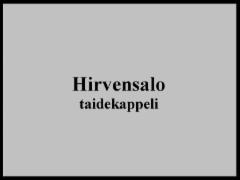 hirvensalo_taidekappeli