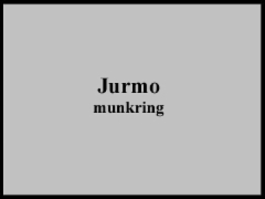 jurmo munkring