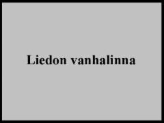 liedon_vanhalinna