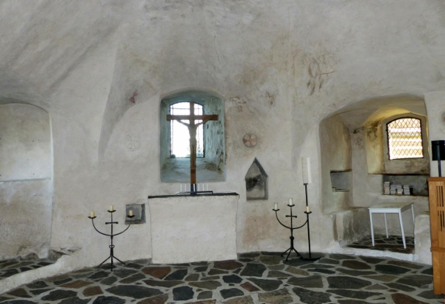 olavinlinna 1 kappeli sali