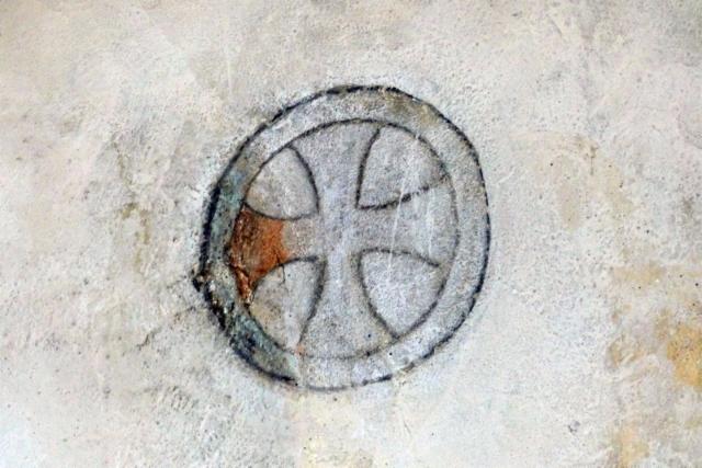 olavinlinna 4 kappeli vihkiristi