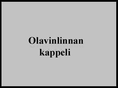 olavinlinnan_kappeli
