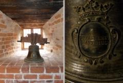 hämeen linna kappeli kello