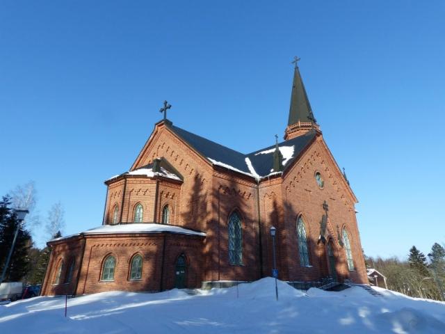 asikkala uusi kirkko