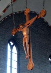 19 vadstena kirkko krusifiksi