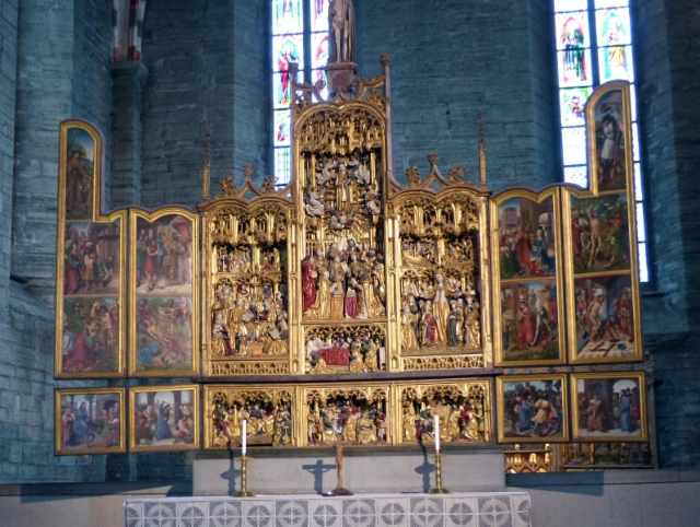 20 vadstena kirkko maria alttarikaappi