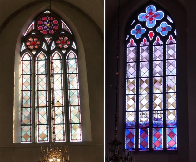 08 visby kappelin ikkunat