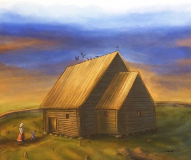 85 elina helkalan maalaus