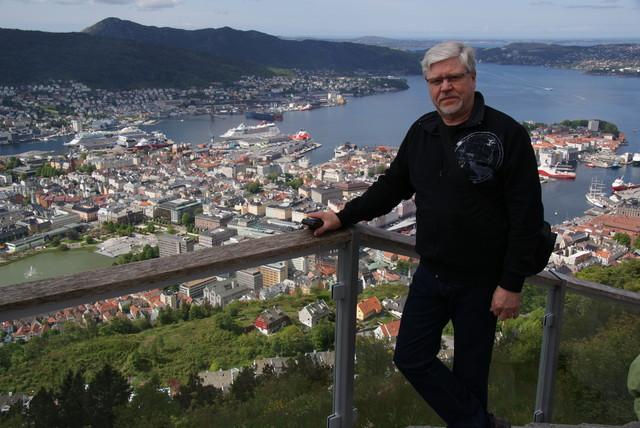 Bergenissä kesällä 2010