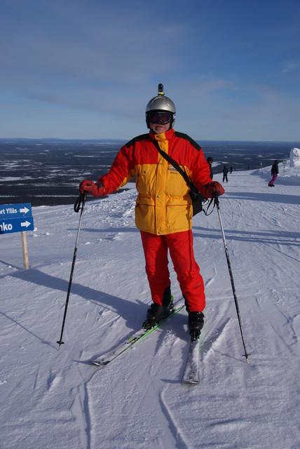 Ylläksellä pääsiäisenä 2013
