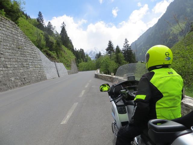 Alppimatkalla kesällä 2013
