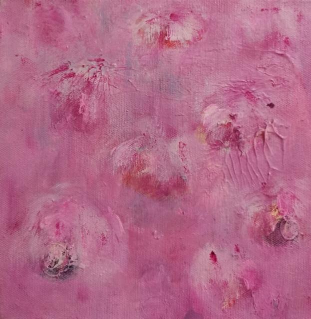 Kukkivain kirsikanoksien ylle