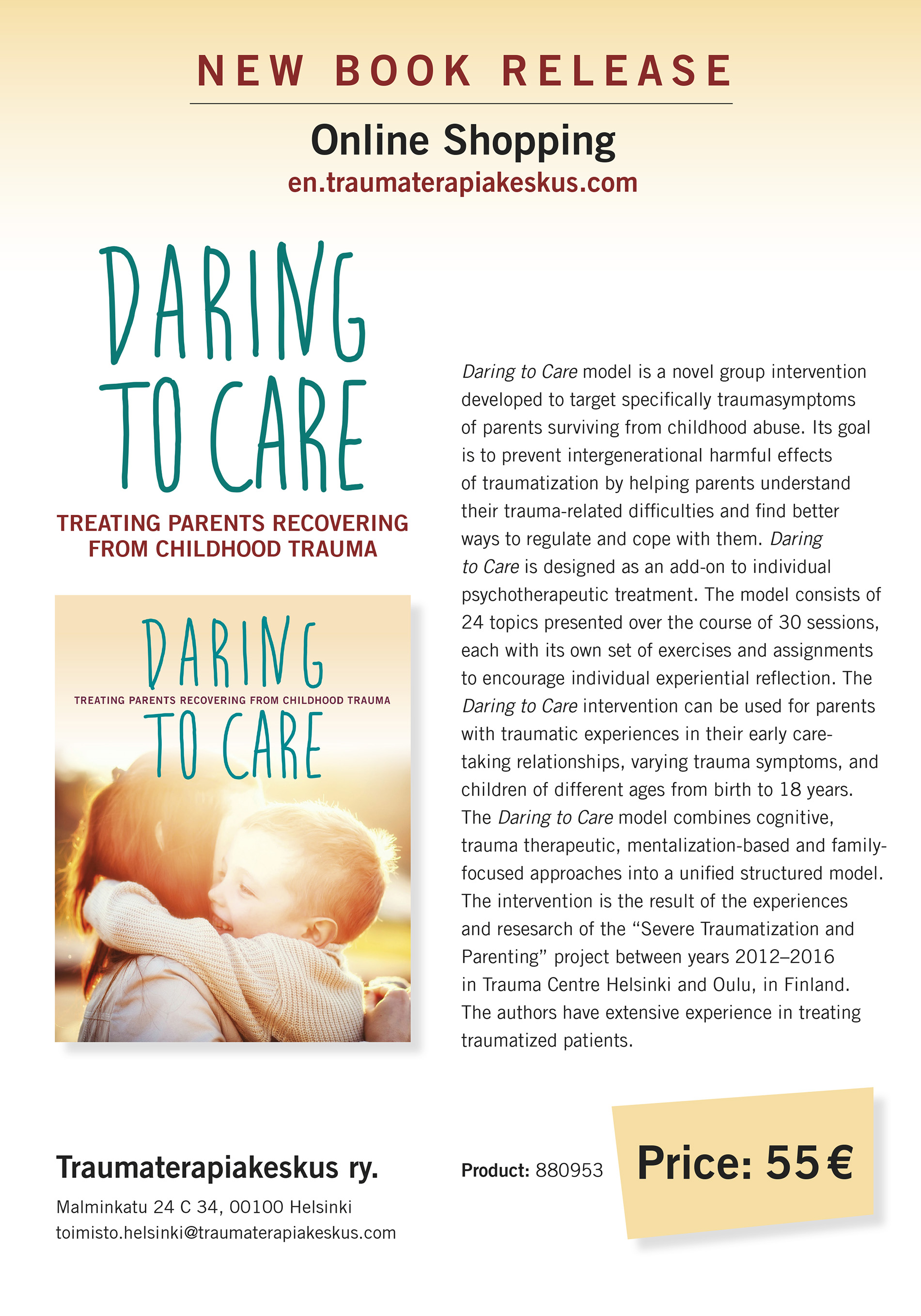 Daring to Care
