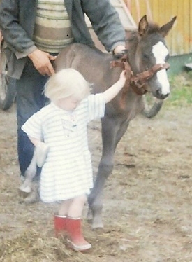 tiina ja siru v.1988