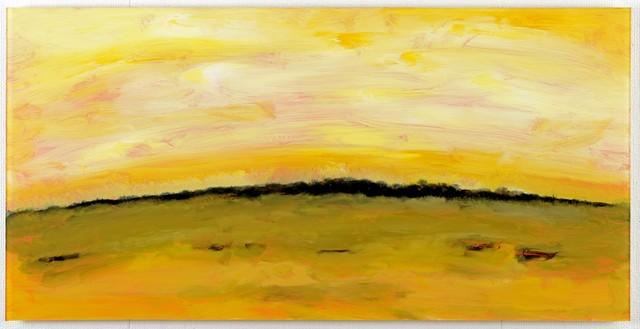 Haaveiden maa, 2012, 50x100 cm