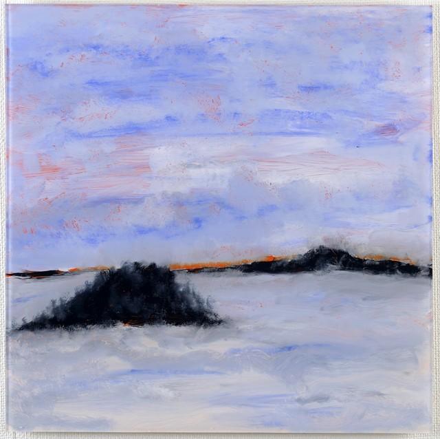 Kaukana, 2012, 50x50 cm