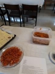 rakuunaporkkanoita, porkkana sipsejä