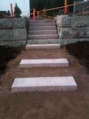 Graniittiset portaat