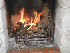 Lämpöä tulesta