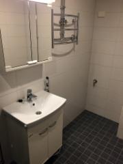Pesuhuone jälkeen