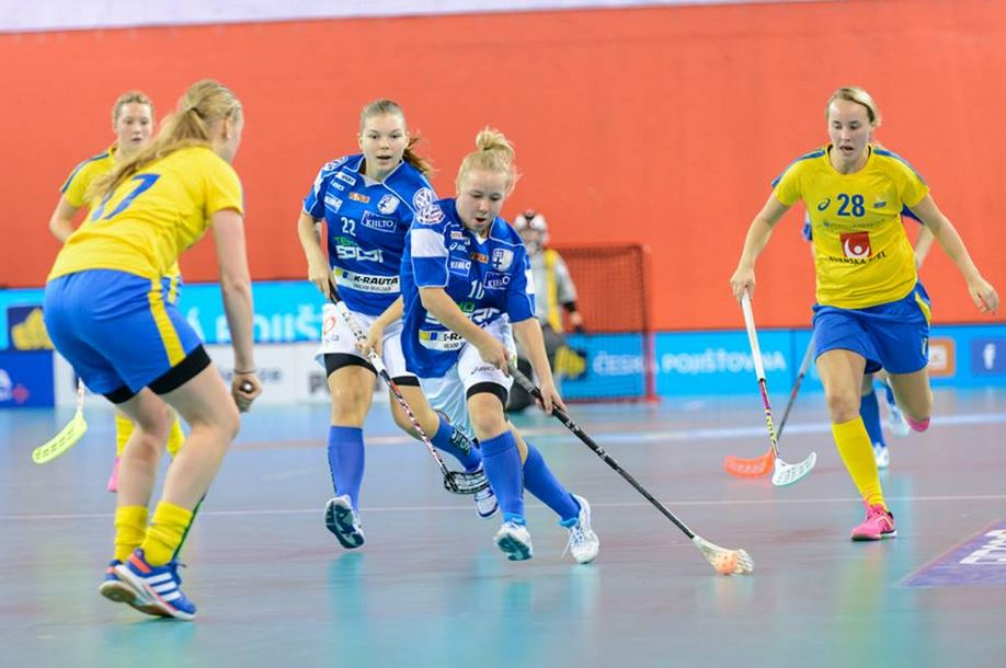 Elli Tseki EFT-turnaukessa (kuva tyttosaibandy.fi)