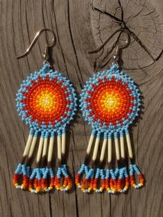 helmikirjotut korvakorut, beaded earrings 1 ? kopio (2)