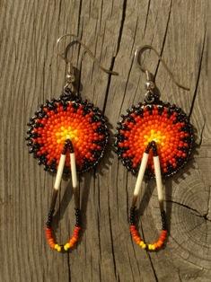 helmikirjotut korvakorut, beaded earrings 3 ? kopio (2)