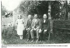 Neljä sukupolvea Hautalammilaisia