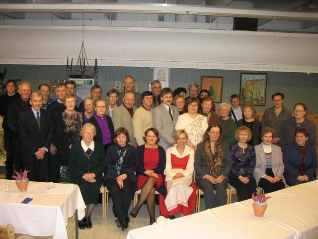 Upan sukuseuran juhla 2003