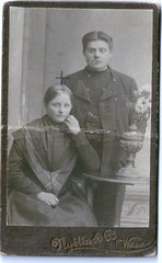 Körttipari valokuvattuna Vaasassa
