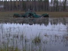 Järven ruoppaus Mäntyharjulla