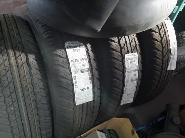 245-75-16 Dunlop