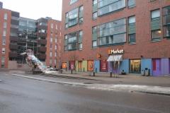 K-market Kalasatama, Junonkatu 2, 00540 Helsinki, tilamuutosremontti